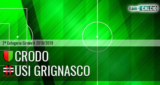 Crodo - Usi Grignasco