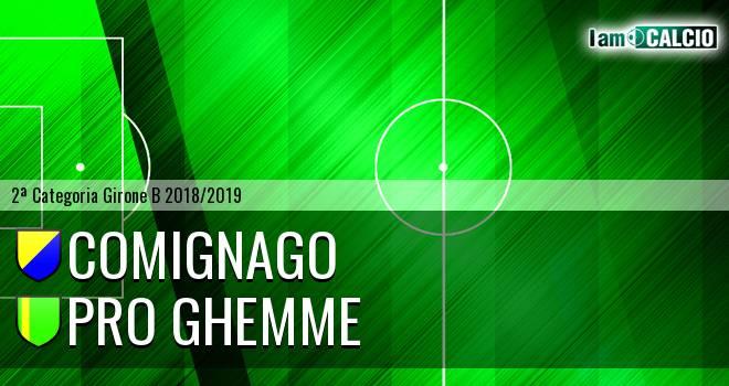 Comignago - Pro Ghemme