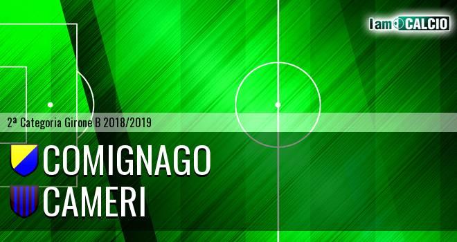 Comignago - Cameri