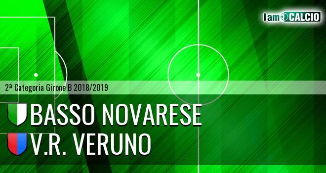 Basso Novarese - V.R. Veruno