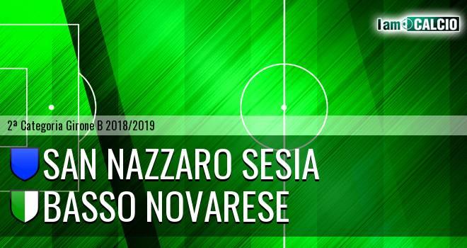 San Nazzaro Sesia - Basso Novarese