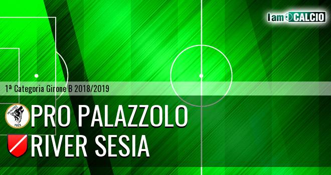 Pro Palazzolo - River Sesia