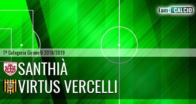 Santhià - Virtus Vercelli