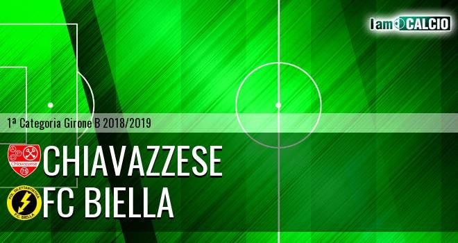 Chiavazzese - FC Biella