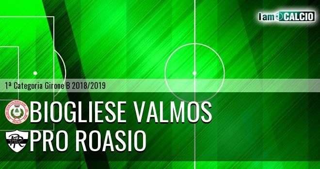 Valdilana Biogliese - Pro Roasio