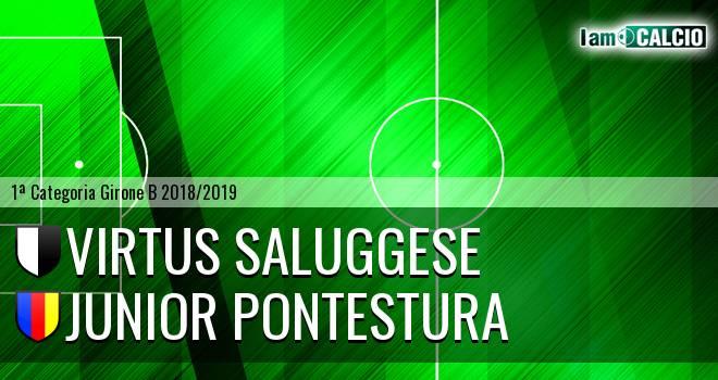Virtus Saluggese - Junior Pontestura