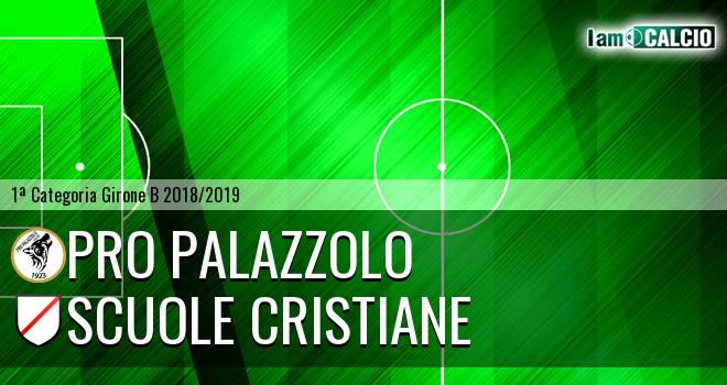 Pro Palazzolo - Scuole Cristiane
