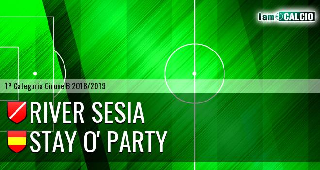 River Sesia - Stay O' Party