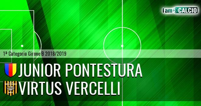Junior Pontestura - Virtus Vercelli