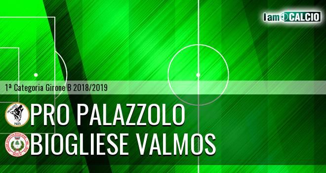 Pro Palazzolo - Biogliese Valmos