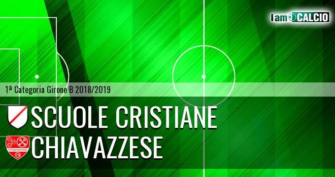 Scuole Cristiane - Chiavazzese