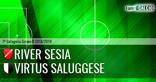 River Sesia - Virtus Saluggese