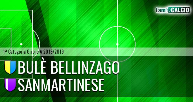 Bulè Bellinzago - Sanmartinese