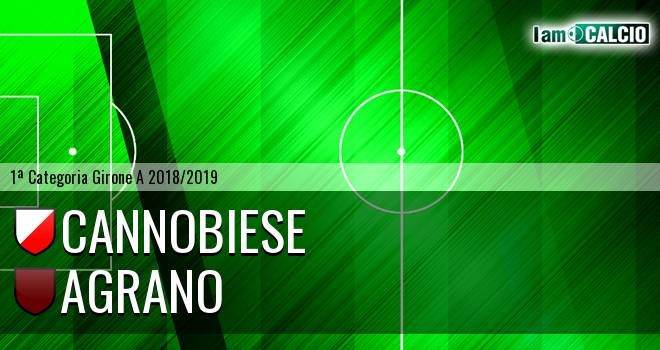 Cannobiese - Agrano