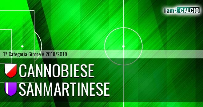 Cannobiese - Sanmartinese