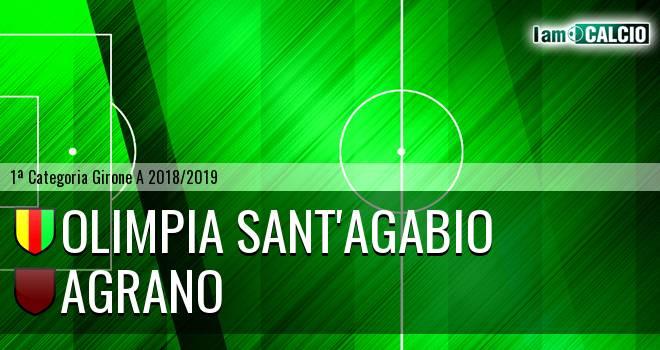 Olimpia Sant'Agabio - Agrano