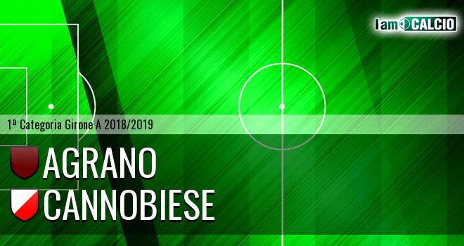 Agrano - Cannobiese
