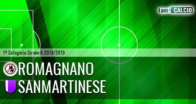 Romagnano - Sanmartinese