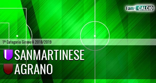 Sanmartinese - Agrano