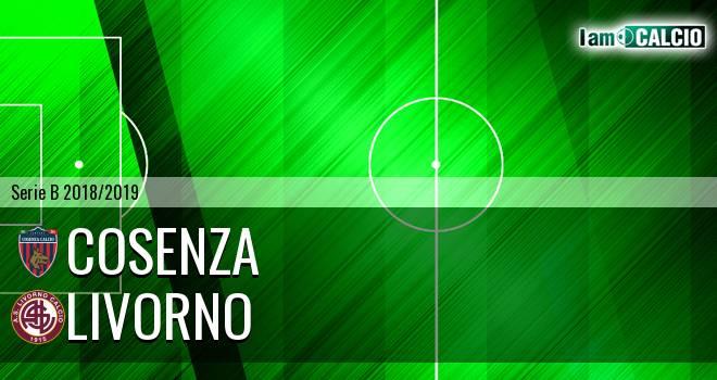 Cosenza - Livorno