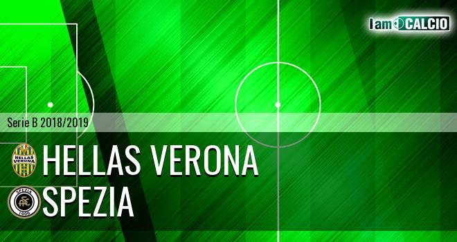 Hellas Verona - Spezia