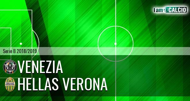Venezia - Hellas Verona