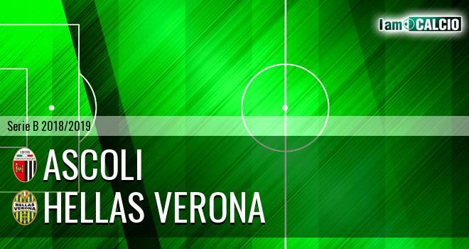 Ascoli - Hellas Verona