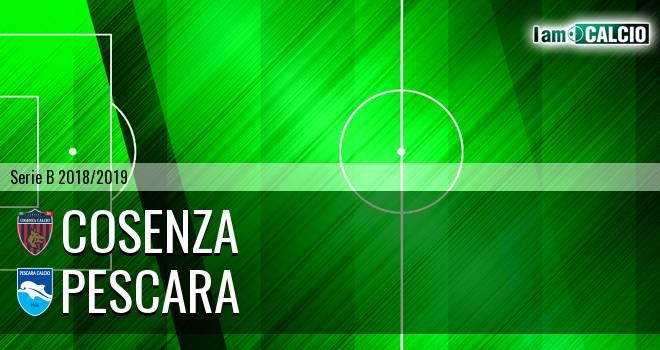 Cosenza - Pescara