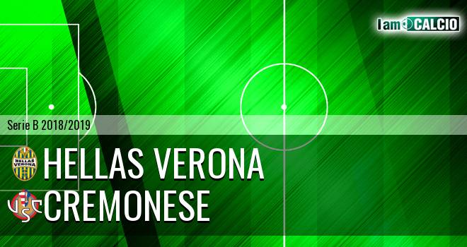 Hellas Verona - Cremonese