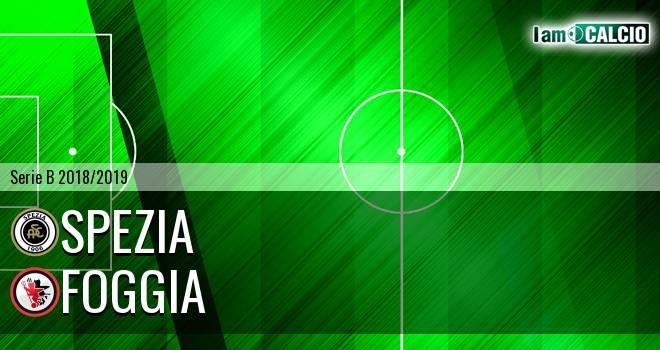 Spezia - Foggia 0-0. Cronaca Diretta 25/11/2018