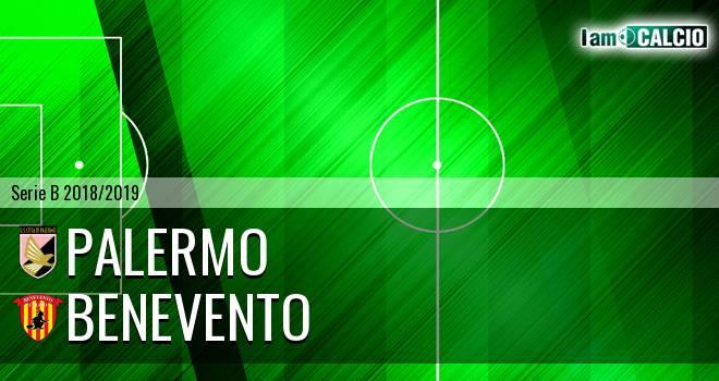 Palermo - Benevento 0-0. Cronaca Diretta 30/11/2018