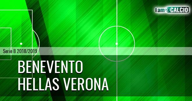 Benevento - Hellas Verona 0-1. Cronaca Diretta 09/12/2018