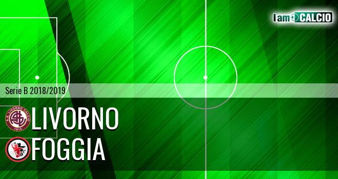 Livorno - Foggia 3-1. Cronaca Diretta 09/12/2018