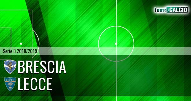 Brescia - Lecce 2-1. Cronaca Diretta 16/12/2018