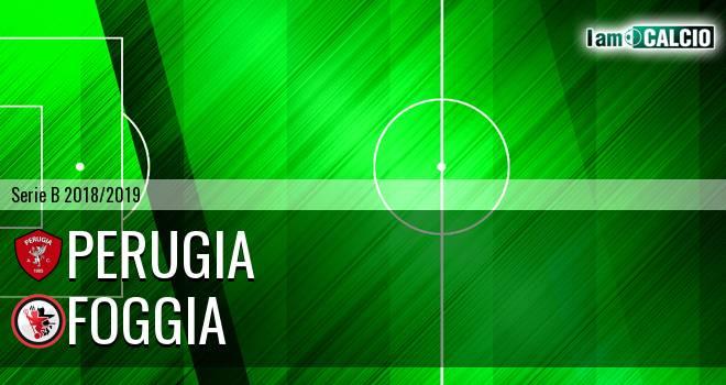 Perugia - Foggia 3-0. Cronaca Diretta 27/12/2018