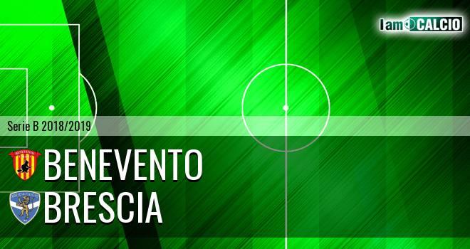 Benevento - Brescia