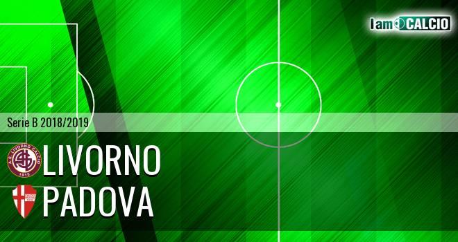 Livorno - Padova