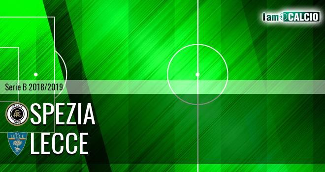 Spezia - Lecce 1-1. Cronaca Diretta 30/12/2018