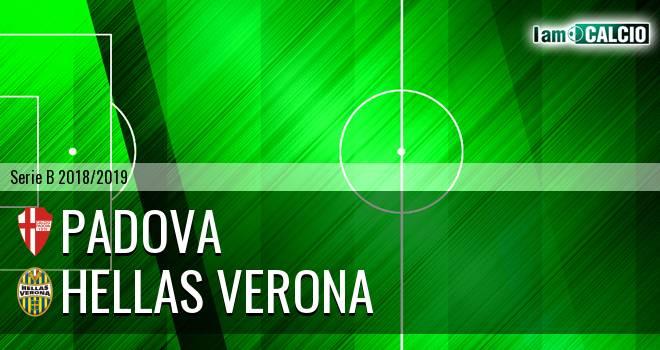 Padova - Hellas Verona