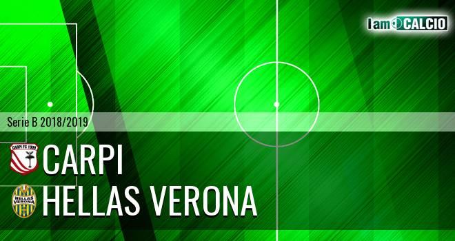 Carpi - Hellas Verona