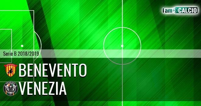 Benevento - Venezia 3-0. Cronaca Diretta 03/02/2019