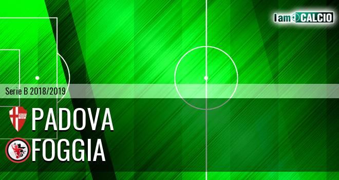 Padova - Foggia 1-1. Cronaca Diretta 16/02/2019
