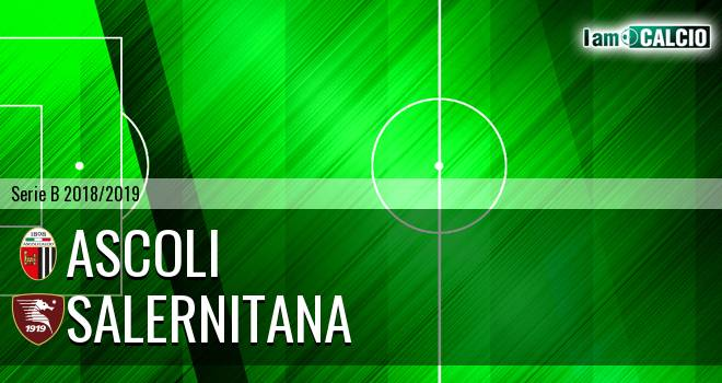 Ascoli - Salernitana 2-4. Cronaca Diretta 16/02/2019