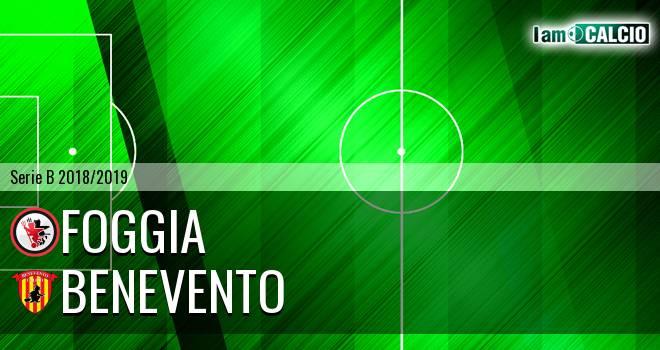 Foggia - Benevento