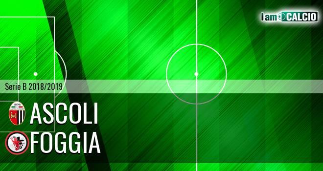 Ascoli - Foggia