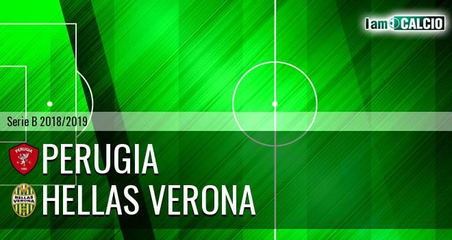 Perugia - Hellas Verona