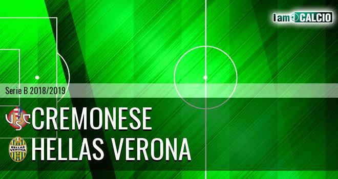 Cremonese - Hellas Verona