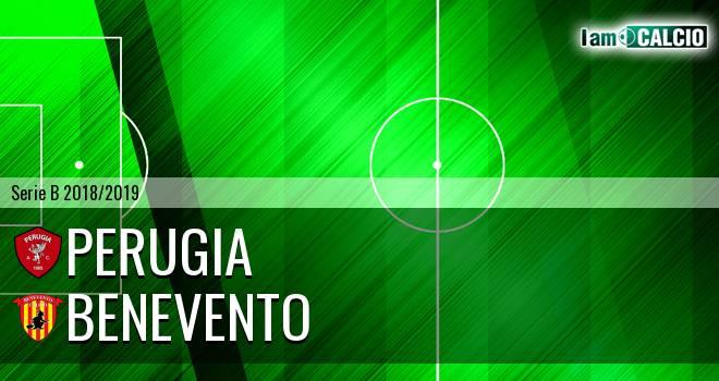 Perugia - Benevento 2-4. Cronaca Diretta 06/04/2019