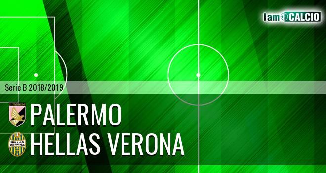 Palermo - Hellas Verona