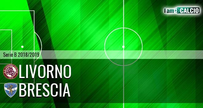 Livorno - Brescia